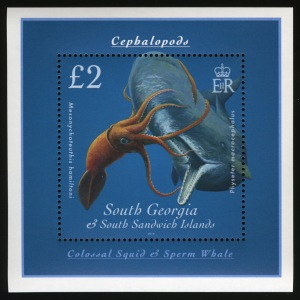 South Georgia £2 stamp